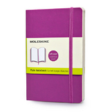 Carnet souple format poche pages blanches