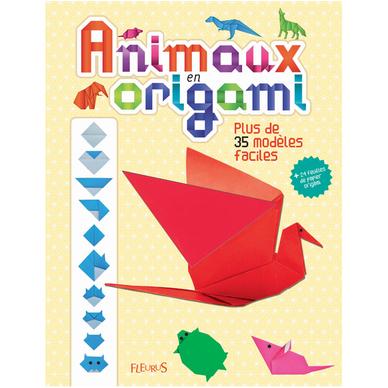animaux en origami fleurus chez rougier pl. Black Bedroom Furniture Sets. Home Design Ideas
