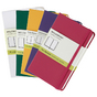 Carnet rigide format poche pages blanches