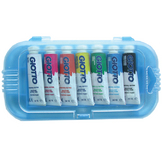 Gouache en tube assortis 7 x 10ml