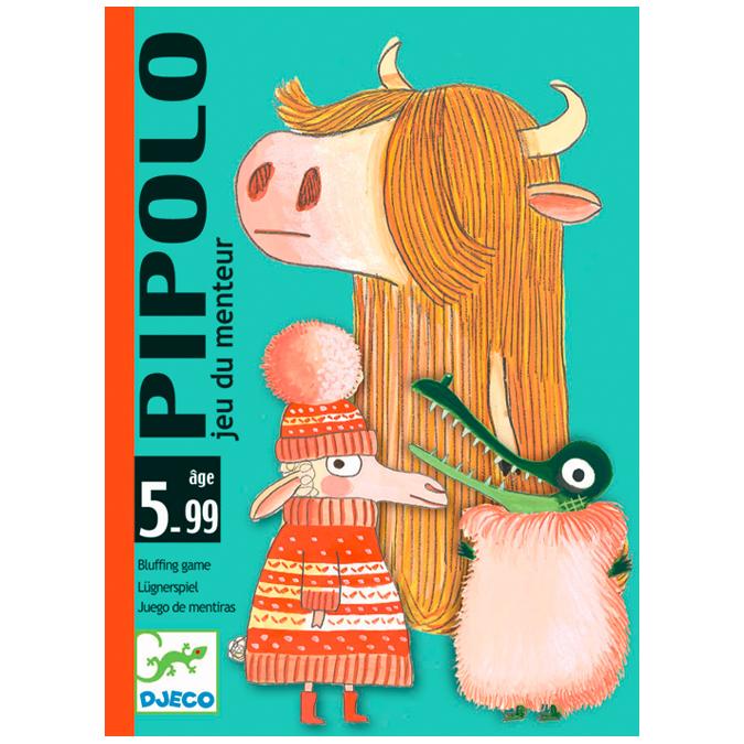 Jeu de cartes Pipolo