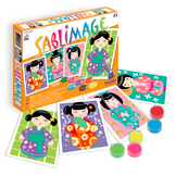 Coffret Sablimage Kokeshi