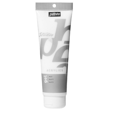 Gel Studio mat 100 ml