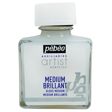 Médium acrylique artist brillant 75 ml