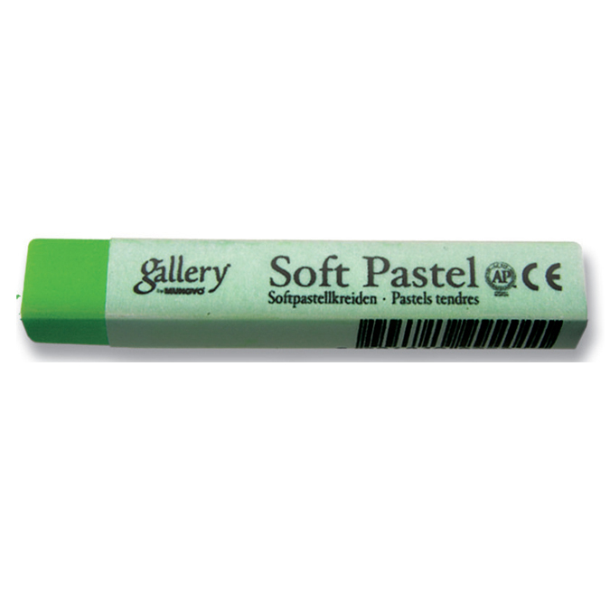 Pastel sec qualité étude 002 - Ocre jaune clair