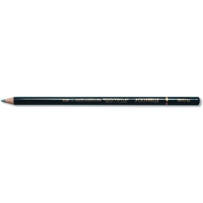 Crayon graphite aquarellable 2B
