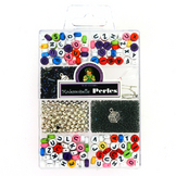 Kit de perles alphabet 8 cases
