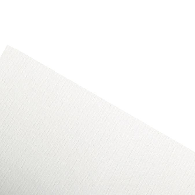 Feuille de papier pastel 50 x 65 cm 130g/m² blanc