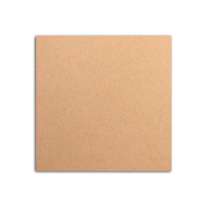Papier de scrapbooking Kraft Sable 30x30cm