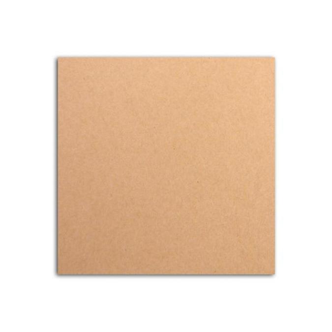 Papier de scrapbooking Kraft Sable 30x30cm