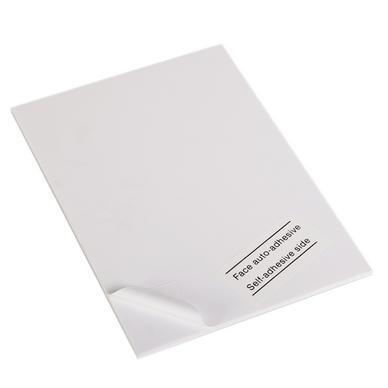 carton mousse adh sif 5 mm 50 x 65 cm clairefontaine chez rougier pl. Black Bedroom Furniture Sets. Home Design Ideas
