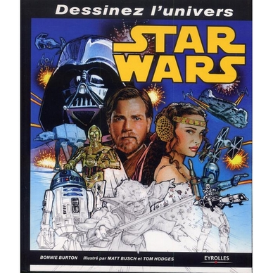 Dessinez l'univers Star Wars