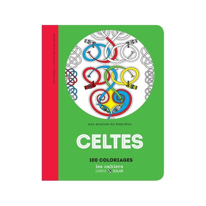 Livre de coloriage - Celtes