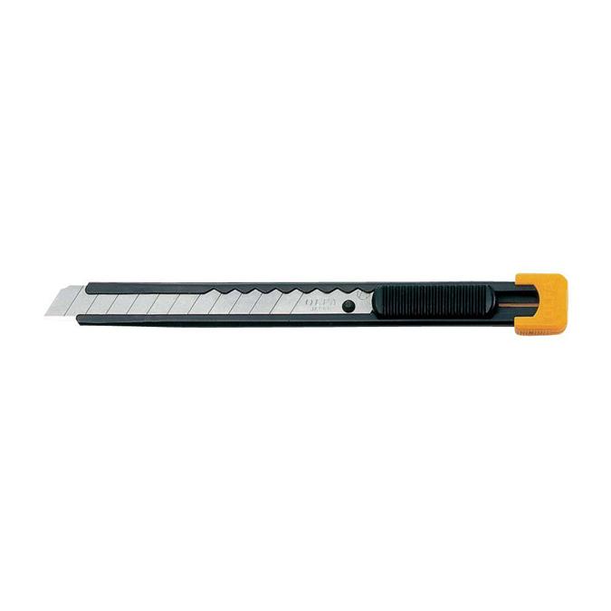 Cutter S compact en acier lame 9 mm