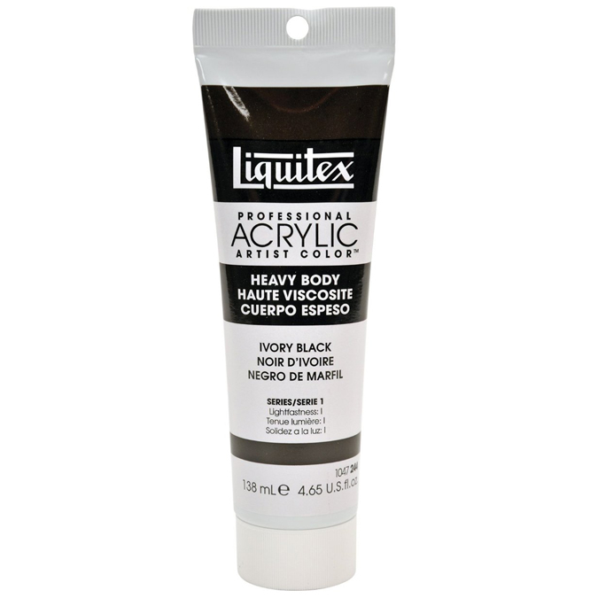 Peinture acrylique extra-fine 138 ml 432 Blanc de titane O ***