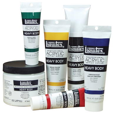 peinture acrylique extra fine