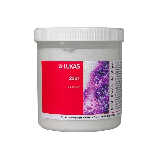 Gel de structure bille de verre 250 ml