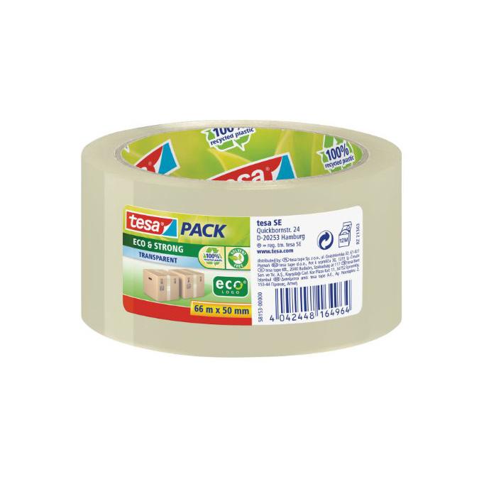Bande adhésive transparente 57 microns pour emballage