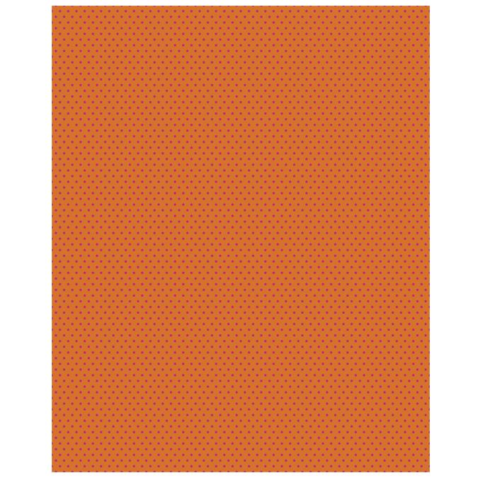 Papier Décopatch 30 x 40 cm 671 étoiles oranges