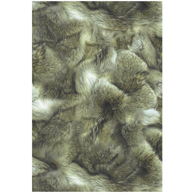 Papier Décopatch 30 x 40 cm 675 fourrure lapin