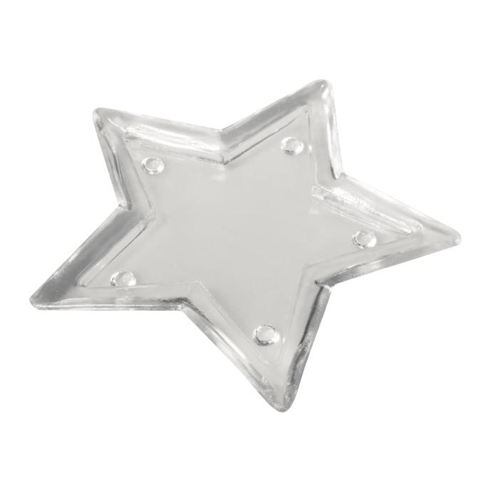 Etoile en verre à décorer ø 19 cm