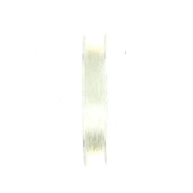 Fil élastomère stretch 0.6mm par 10m