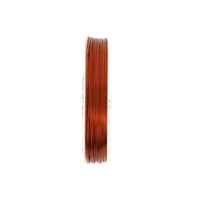 Fil de laiton cuivre 0.3mm par 10m