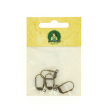 Support boucles d'oreille dormeuse bronze