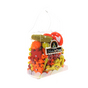 Sachet de perles enfants assortiment jaune-orange