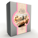 Kit collier perles douceur