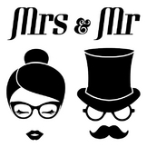 Tampon Mrs & Mr