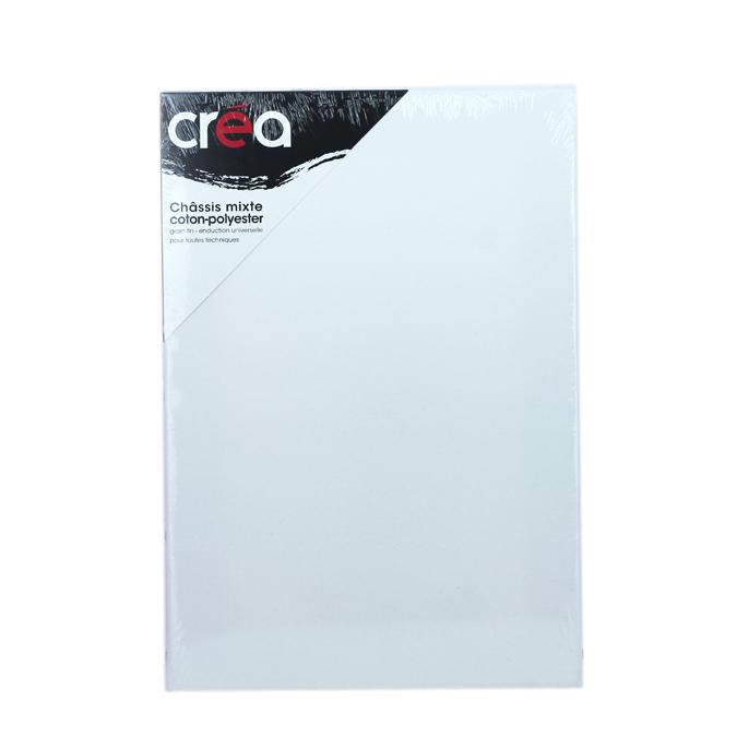 Châssis paysage Mixte polyester + coton 3P - 27 x 19 cm