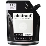 Peinture acrylique fine Abstract 500 ml