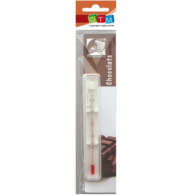 Thermomètre pour le chocolat 14 cm