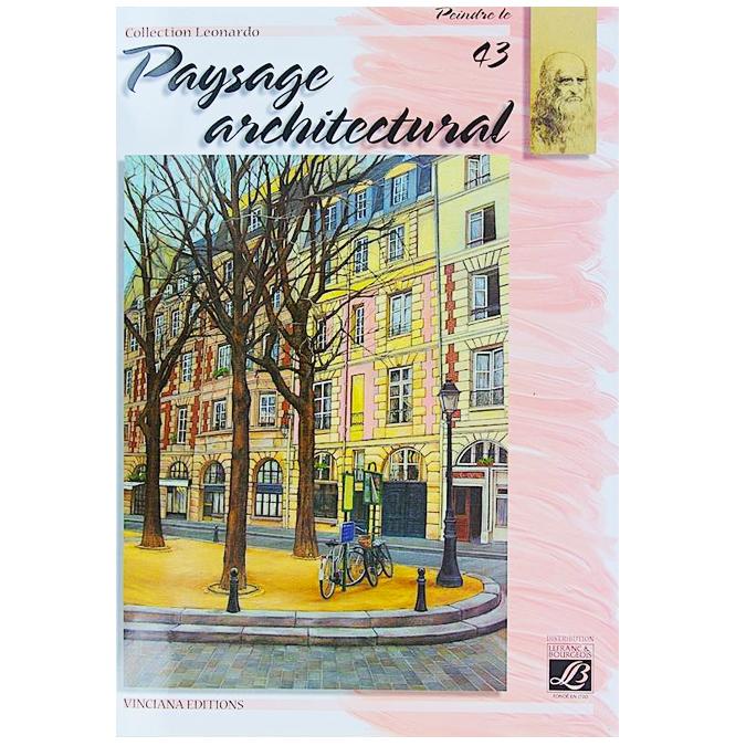 Album d'étude n°43 paysage architectural
