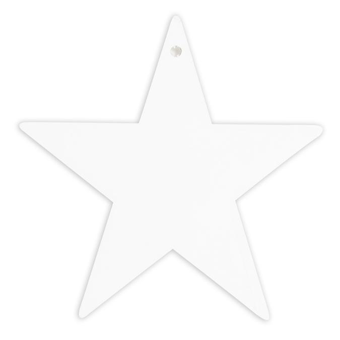 Forme à décorer 20 étoiles