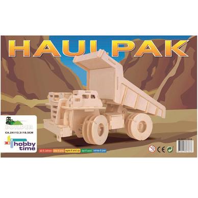 Maquette 3d en bois camion glorex chez rougier pl for Construction 3d en ligne