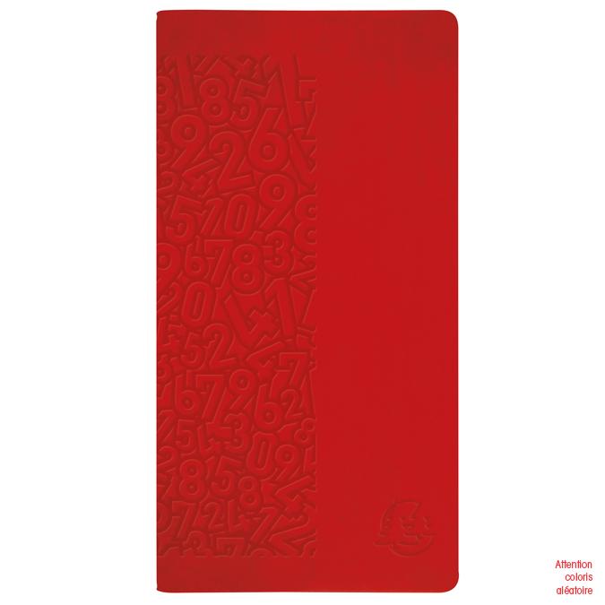 Semainier de poche 9 x 17,5 cm 17 Winner