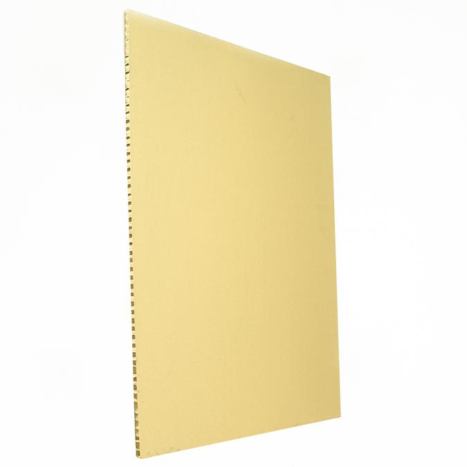 Carton nid d'abeille épaisseur 1 cm 50 x 65 cm