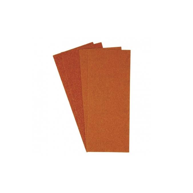 Papier émeri grain 40 + 60 - 11,5 x 28 cm 4 pièces