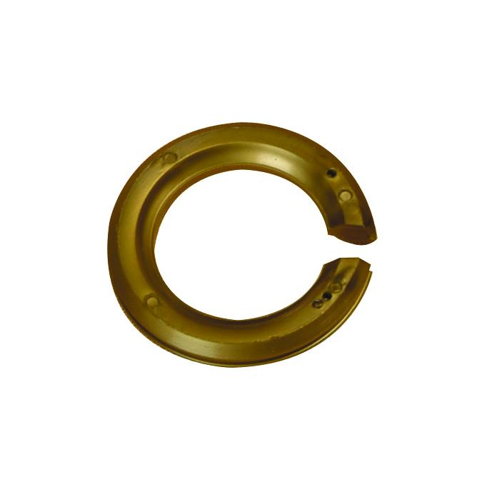 Réducteur bague plastique doré