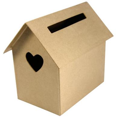 Urne nichoir en papier m ch 28 cm d copatch chez rougier for Acheter une 2eme maison