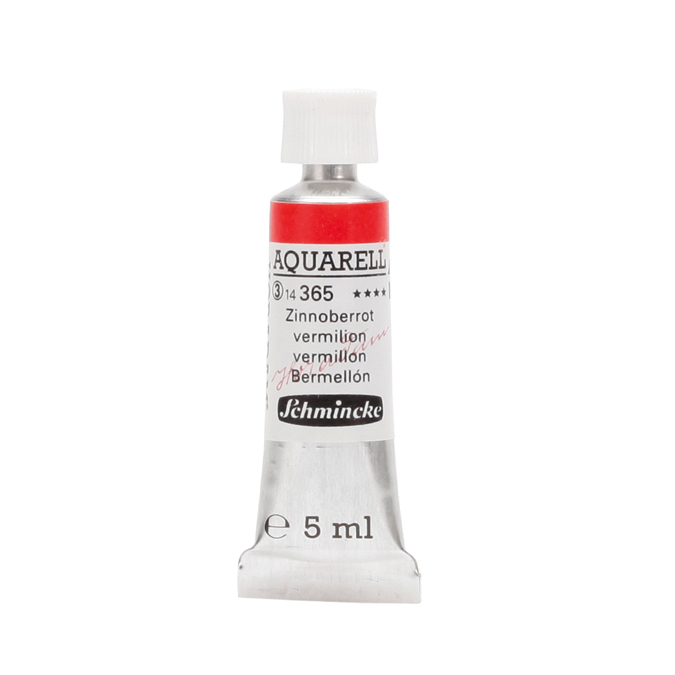Peinture aquarelle Horadam 5 ml extra-fine 208 - Auréoline moderne