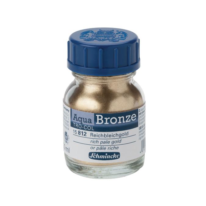 Pigment métallique Tro-Col 20 ml 811 - Or riche