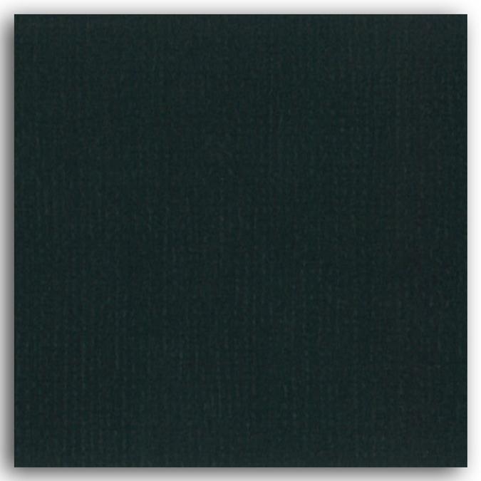 Papier uni noir 30,5 x 30,5 cm