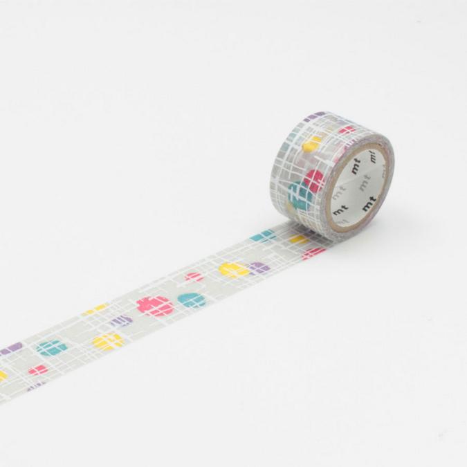 Masking Tape lignes & ronds