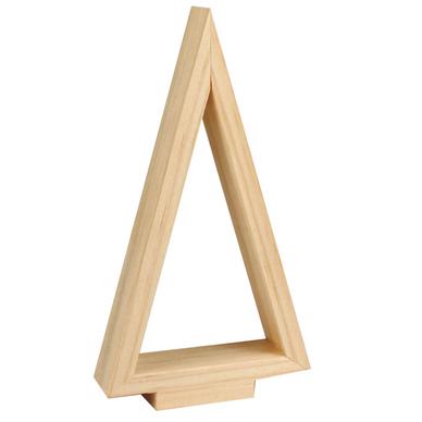 coupelle en bois forme toile 28 x 28 x 5 cm ctop chez. Black Bedroom Furniture Sets. Home Design Ideas