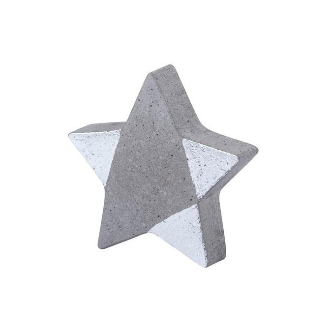 Moule à béton étoile