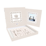 Album scrapbooking Kit Londres