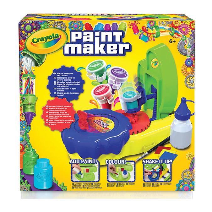 Fabrique à peinture pour enfant Paint Maker